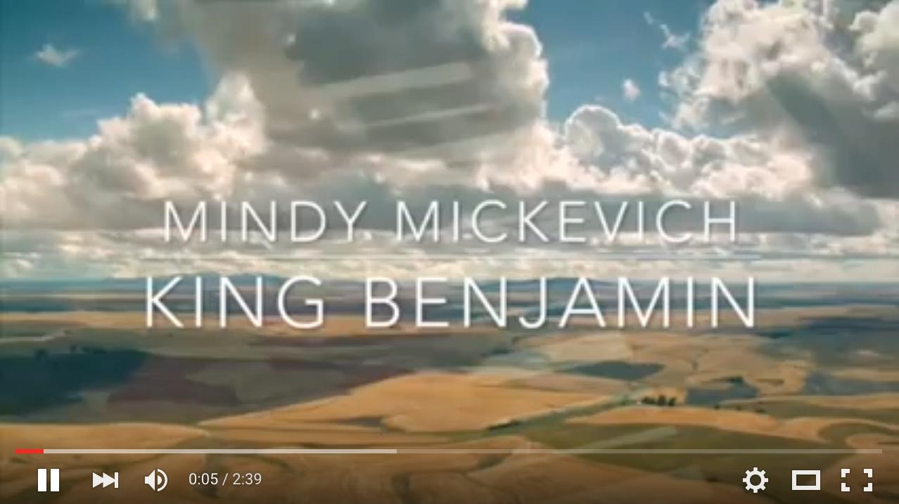 Mindy Mickevich King Benjamin
