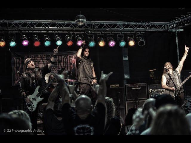 Ravenscroft-Band